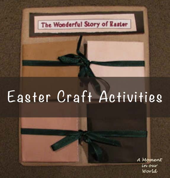 Easter Craft Activities a