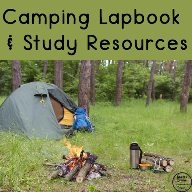 We love camping. Here are many camping study resources that children can complete about some of the adventures they have had.