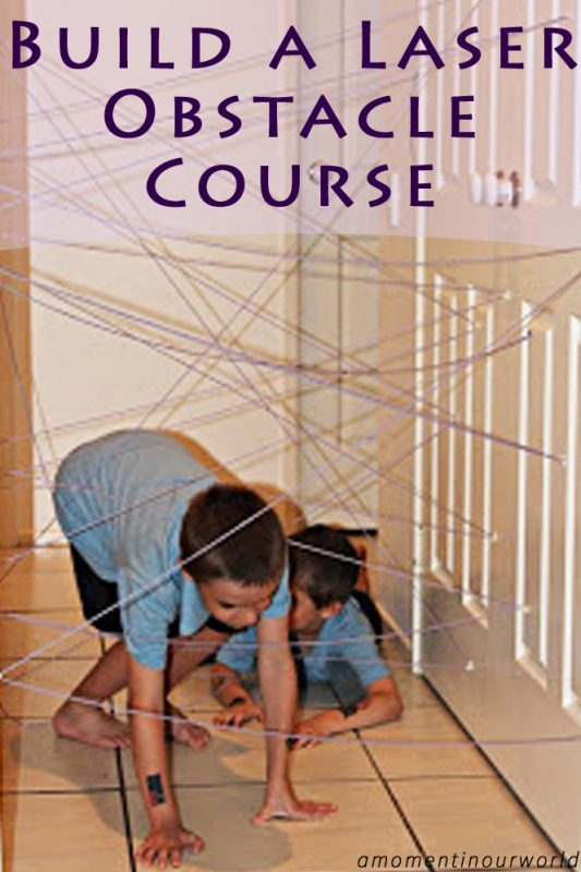 Build-a-Laser-Obstacle-Course