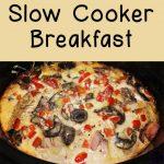 Slow Cooker Breakfast