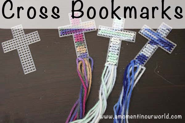 Cross Bookmarks