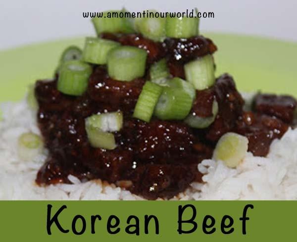Korean Beef 1