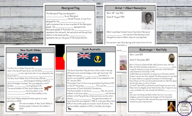 Learn about the history of Australia with this fun Australian Unit Study.