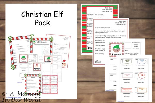 Our Christian Elf