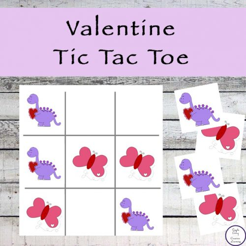 These Valentine's Day Tic Tac Toe printables are a fun way to celebrate and enjoy Valentine's Day this year.