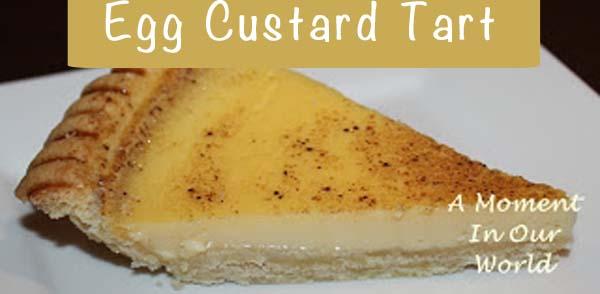Egg Custard Tart