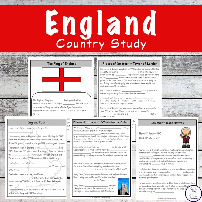 England Country Study
