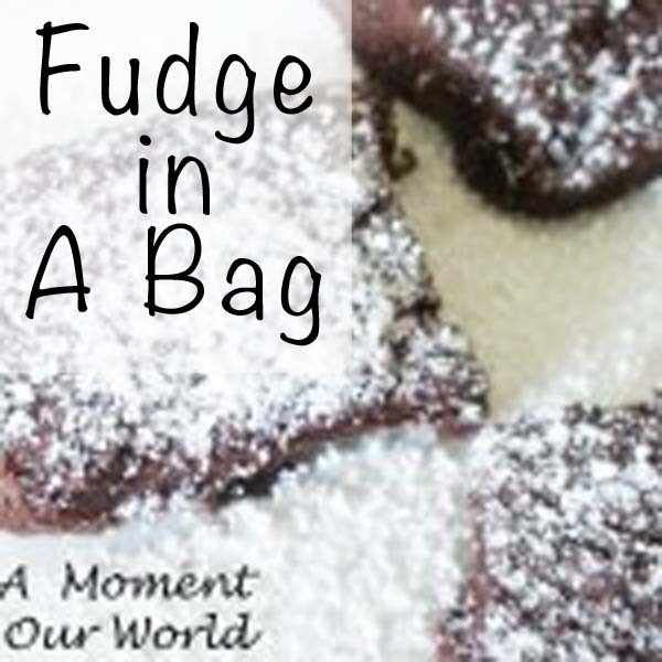 Fudge in a Bag Picture