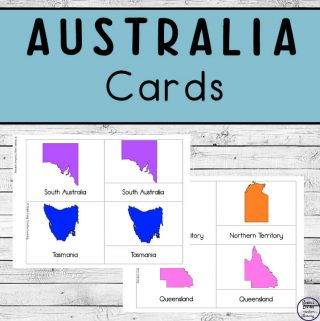 Australia Cards