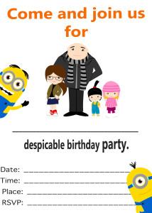 DM Invitation Picture