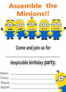DM Invitation