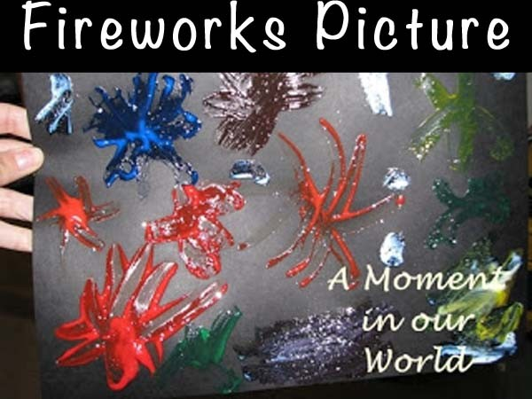 Fireworks Picture a