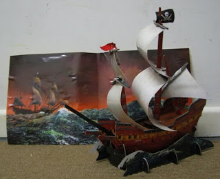 Pirate Lapbook