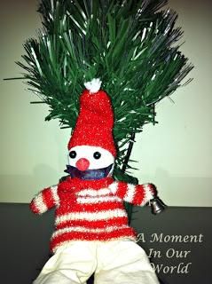 Christian Elf - Day 24