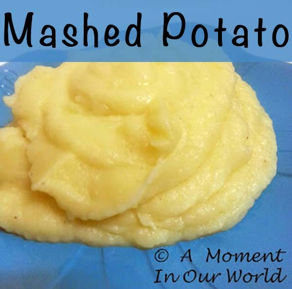 Mashed Potato 1