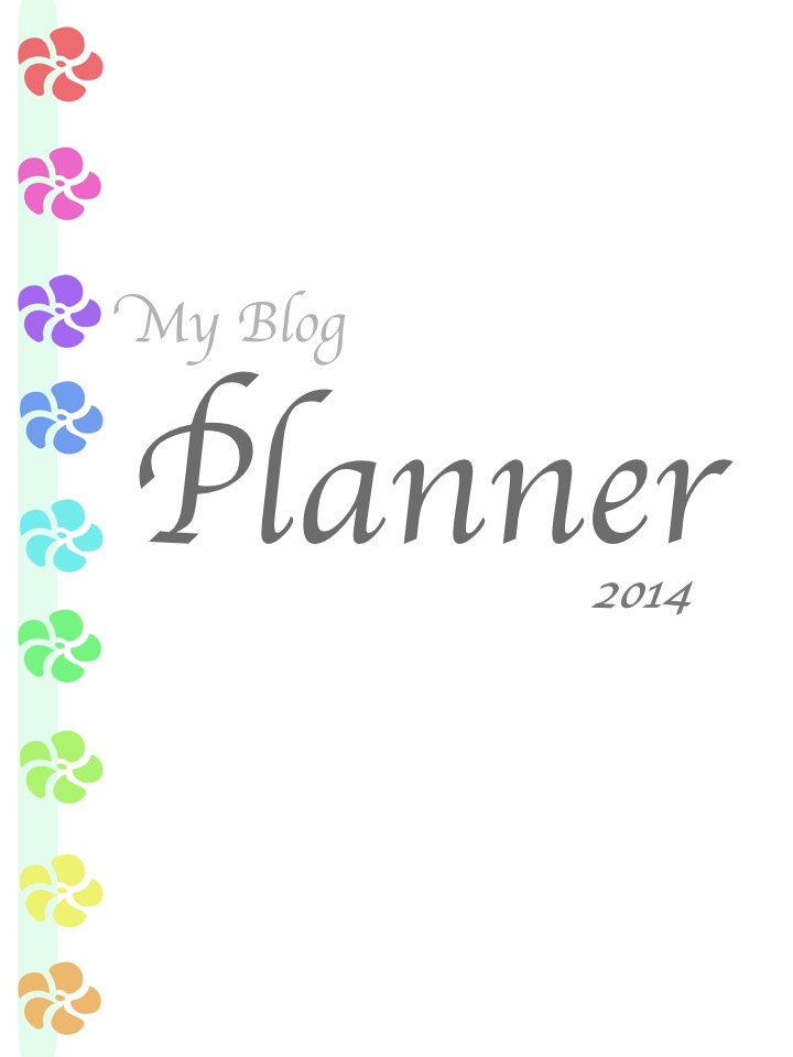 Blog planner 2014 simple living creative learning for Minimalist living blog
