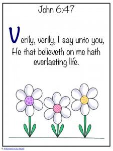 John 6:47