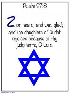 Psalm 97:8