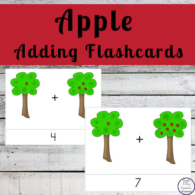 Apple Adding Flashcards