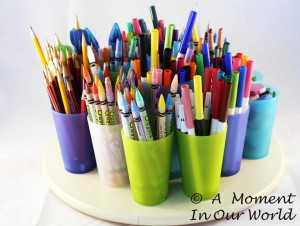 Spinning Stationery Holder3