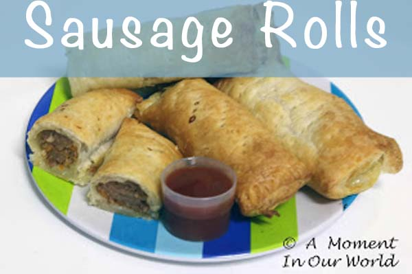 Sausage Rolls - Thermo