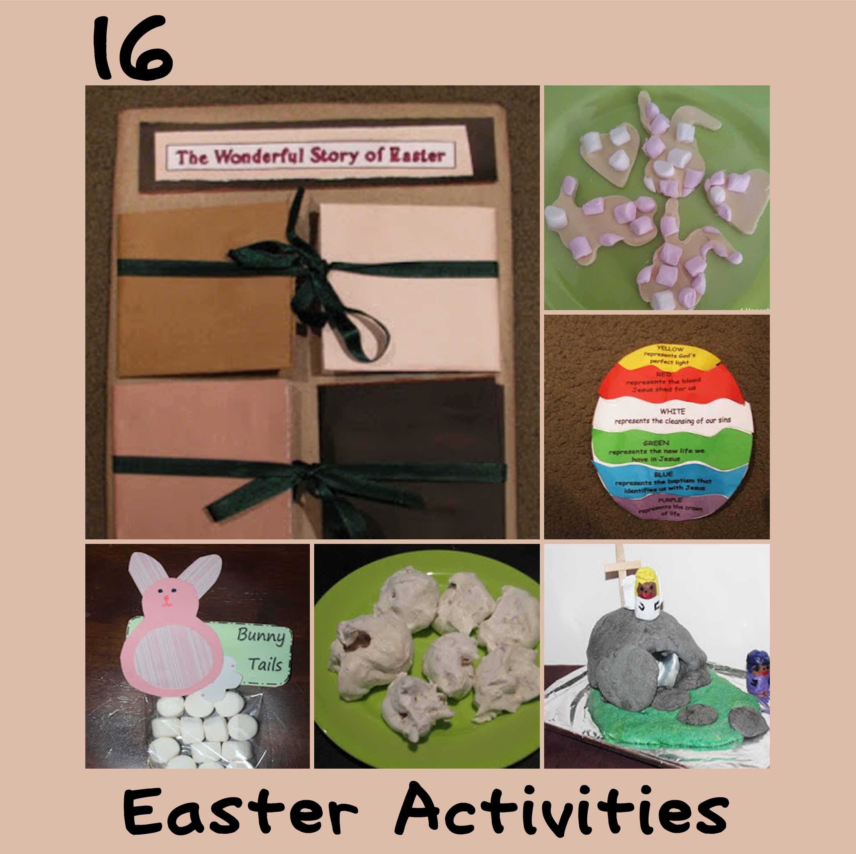 16 Easter Activities