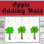 These awesome adding to 10 play dough mats are a great way to help your child learn the basics of addition.