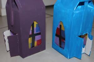 Easter Chapels