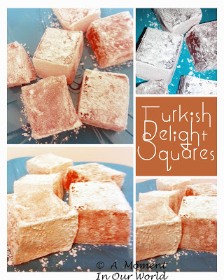 Turkish Delight Squares - Thermo