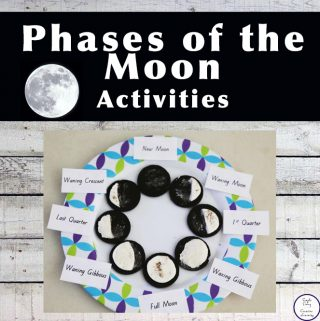{FREE} Printable – Phases of the Moon