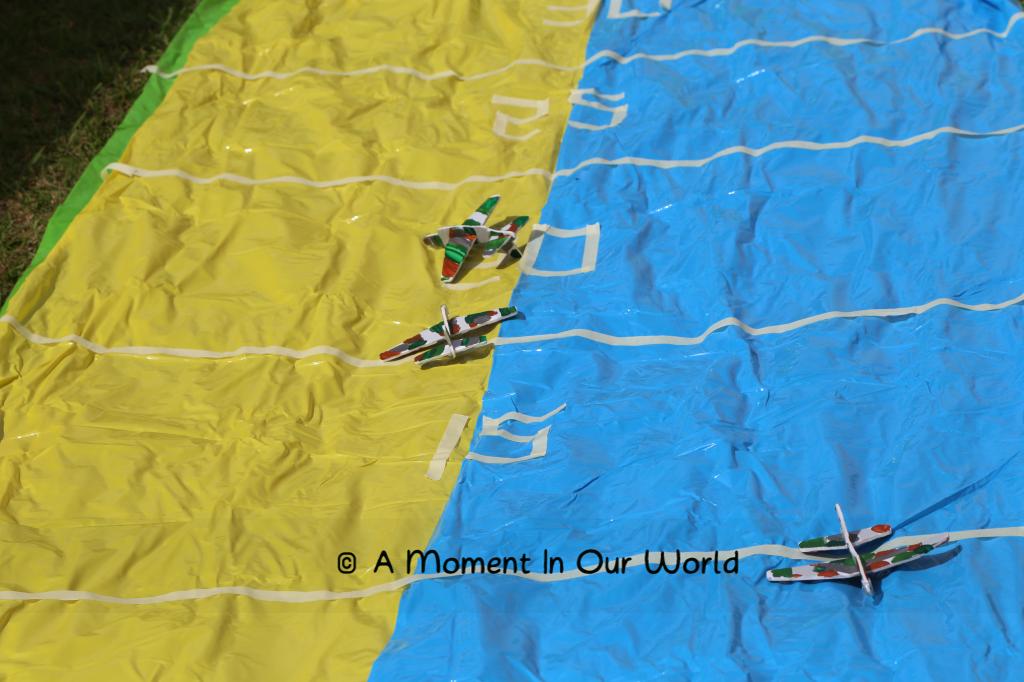 Plane Target Game 1