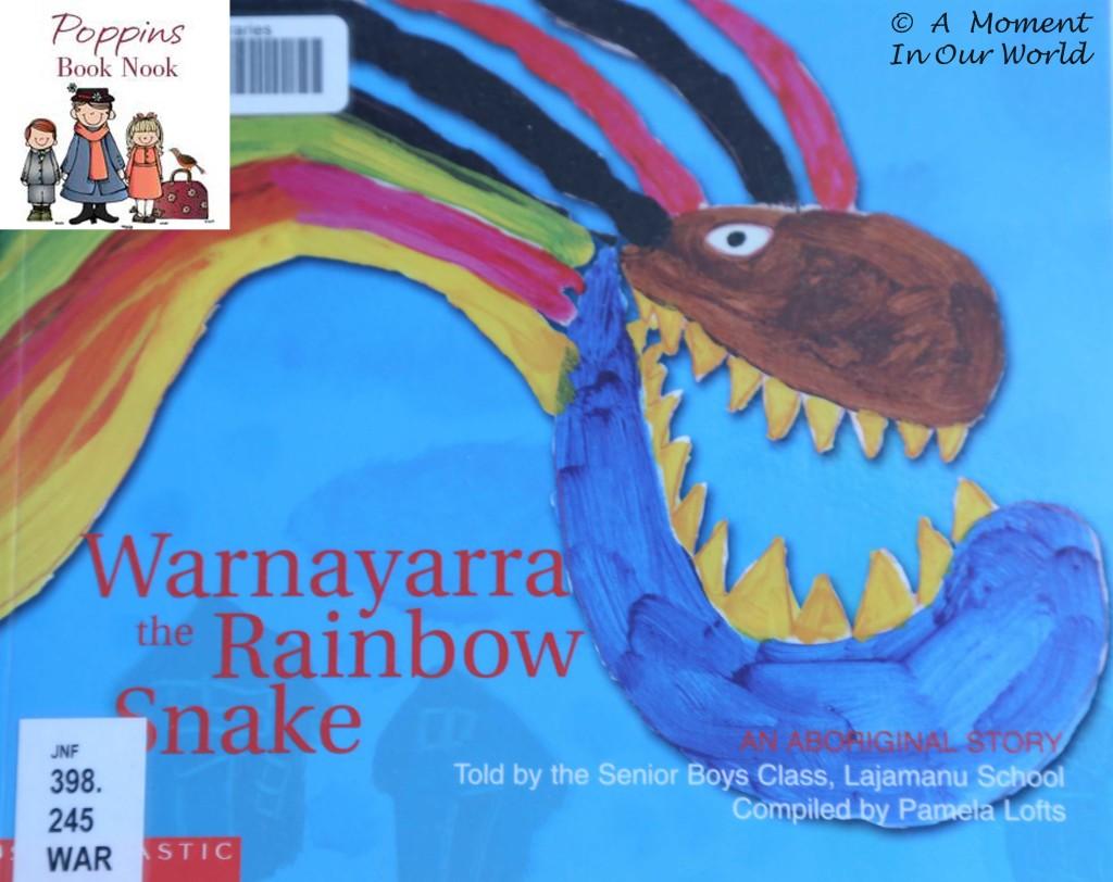 Rainbow Snake Book Poppins
