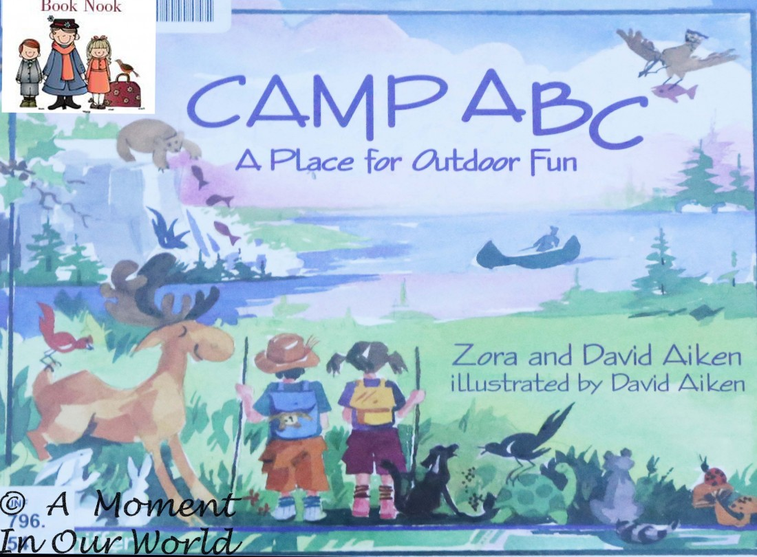Camp Book for Poppins 1
