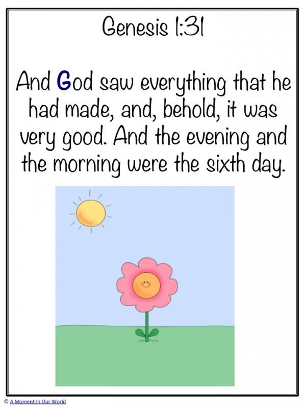 Genesis 1:31