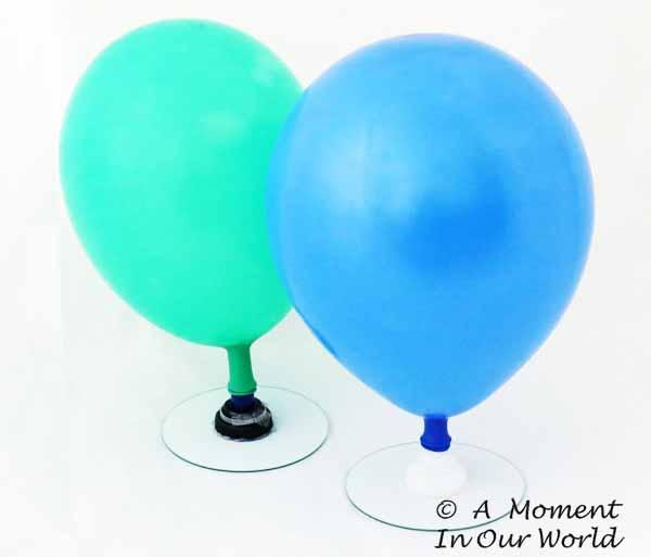 Balloon Hovercraft 1