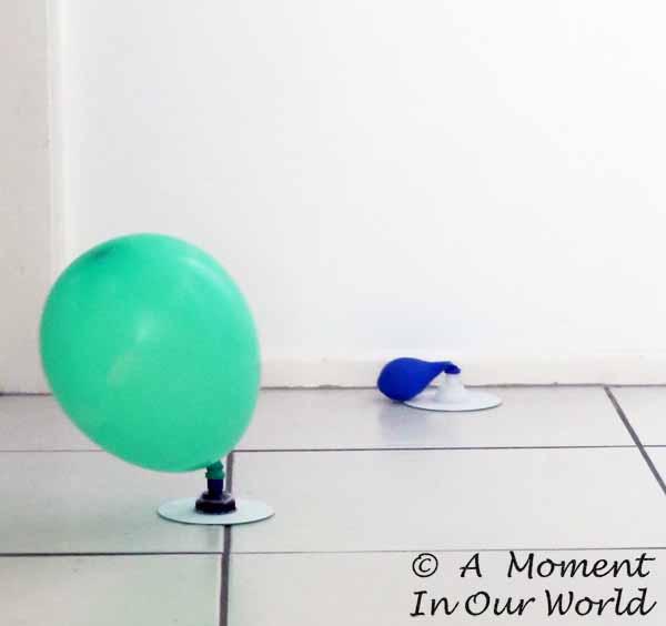 Balloon Hovercraft 2