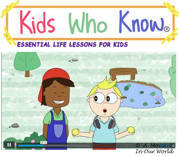 Kids Who Know Video