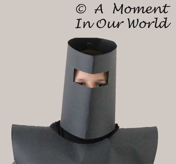 Ned kellys armour simple living creative learning ned kelly costume 1 maxwellsz