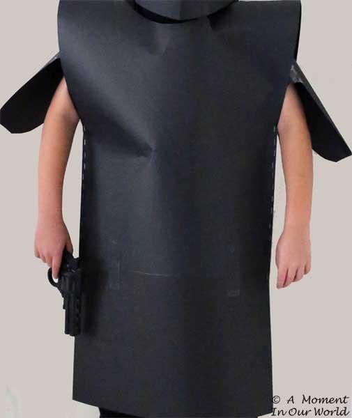 Ned Kelly Costume