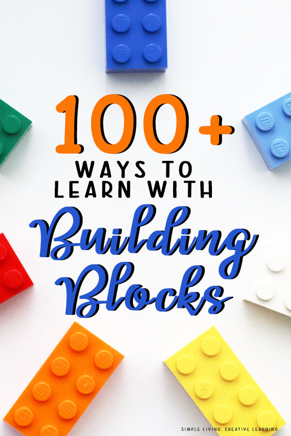 100+ Ways to Learn with Building Blocks