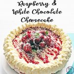This Raspberry and White Chocolate Cheesecake consists of a few steps, but you will be rewarded with an amazingly delicious dessert in the end!