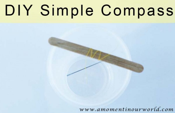 DIY Simple Compass