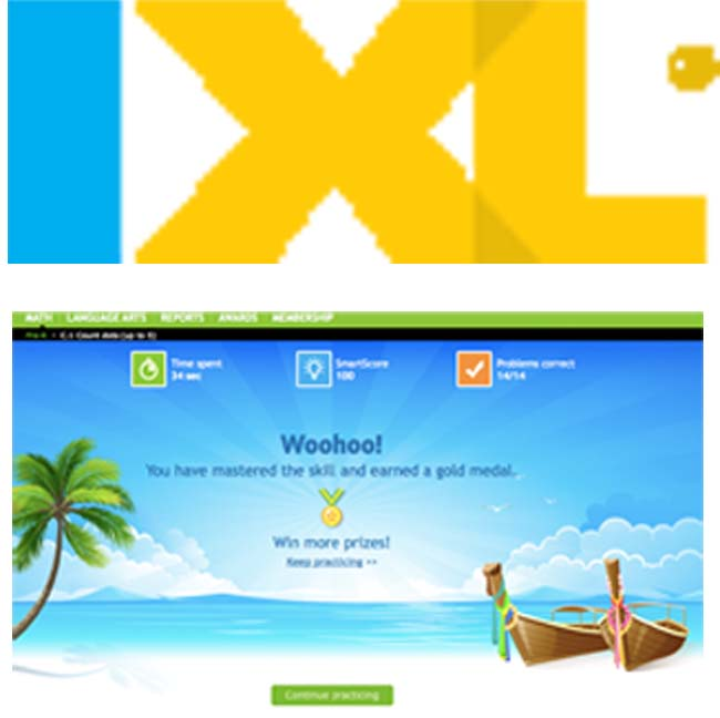 Review: IXL - Simple Living  Creative Learning