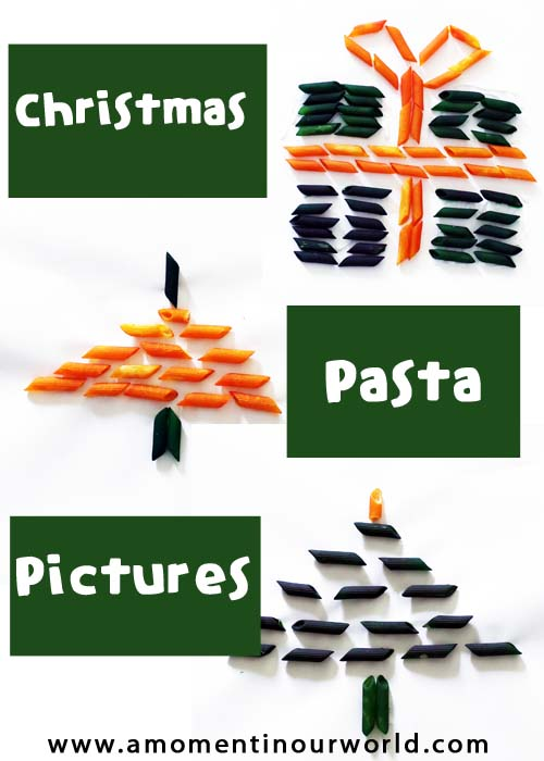 Christmas Pasta Pictures
