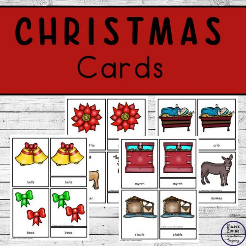 These fun Christmas Cards are a great hands-on way to learning this Christmas. They can be used in many ways to enhance learning this festive season.