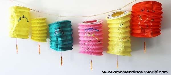 Chinese Paper Lanterns 1