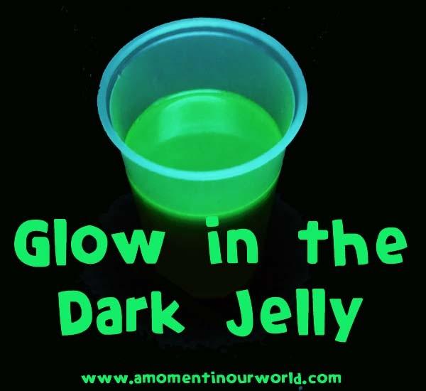 Glow in the Dark Jelly 1
