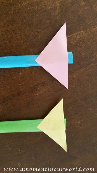 Easy Straw Rockets 4