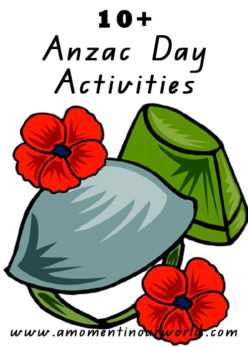 10+ Anzac Day Activities