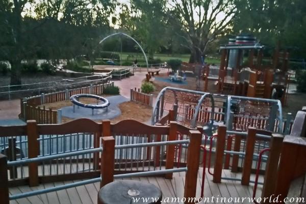 Oddies Creek Park Adventure Playspace